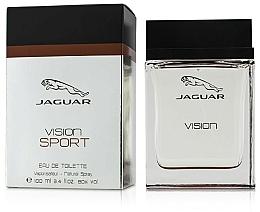 Fragrances, Perfumes, Cosmetics Jaguar Vision Sport - Eau de Toilette