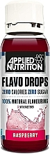 """Fragrances, Perfumes, Cosmetics Natural Food Flavouring """"Raspberry"""" - Applied Nutrition Flavo Drops Raspberries"""
