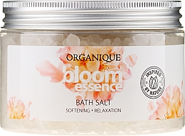 Fragrances, Perfumes, Cosmetics Bloom Essence Relaxing Bath Salt - Organique