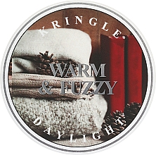 Fragrances, Perfumes, Cosmetics Tea Light Candle - Kringle Candle Warm and Fuzzy