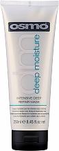 Fragrances, Perfumes, Cosmetics Deep Moisturizing Hair Mask - Osmo Deep Moisturising Intensive Deep Repair Mask