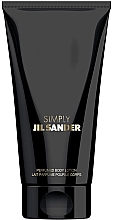 Fragrances, Perfumes, Cosmetics Jil Sander Simply Jil Sander - Body Lotion