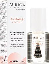 Fragrances, Perfumes, Cosmetics Nail Hardener - Auriga Si-Nails Varnish
