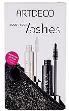 Fragrances, Perfumes, Cosmetics Set - Artdeco Angel Eyes (mascara/10ml+booster/10ml+bag)
