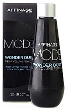 Fragrances, Perfumes, Cosmetics Volume Hair Powder - Affinage Mode Wonder Dust Volume Powder