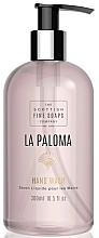 Fragrances, Perfumes, Cosmetics Liquid Hand Soap - Scottish Fine Soaps La Paloma Hand Wash