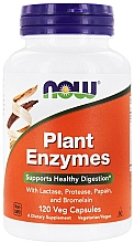 Fragrances, Perfumes, Cosmetics Plant Enzymes - Now Foods Plant Enzymes