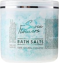 Fragrances, Perfumes, Cosmetics Bath Salt - Sezmar Collection Professional Snow Flowers Bath Salts