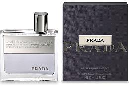 Fragrances, Perfumes, Cosmetics Prada Amber Pour Homme - Eau de Toilette