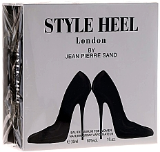 Fragrances, Perfumes, Cosmetics Jean-Pierre Sand Style Heel London - Eau de Parfum