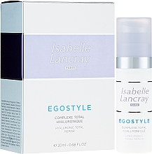 Fragrances, Perfumes, Cosmetics Anti-Aging Cream Serum with Hyaluronic Fillers - Isabelle Lancray Egostyle Hyaluronic Total Repair