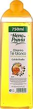 Fragrances, Perfumes, Cosmetics Shower Gel - Heno De Pravia Glycerina Shower Gel