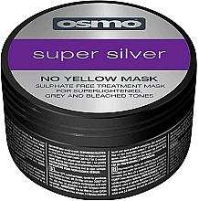 Fragrances, Perfumes, Cosmetics Super Silver No Yellow Mask - Osmo Super Silver No Yellow Mask