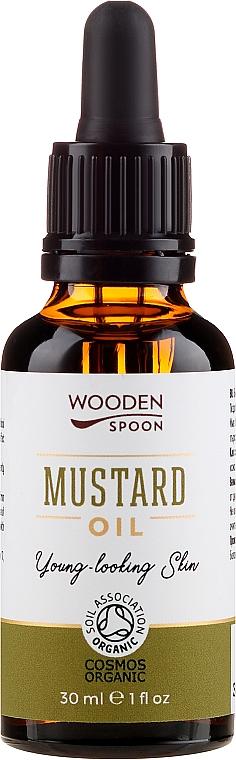 Mustard Oil - Wooden Spoon Mustard Oil