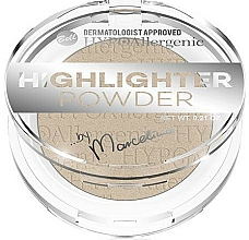Fragrances, Perfumes, Cosmetics Face Powder - Bell Hypoallergenic Highlighter Powder by Marcelina