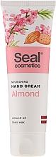 "Fragrances, Perfumes, Cosmetics Hand Cream ""Almond"" - Seal Cosmetics Almond Hand Cream"