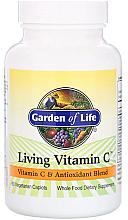 Fragrances, Perfumes, Cosmetics Vitamin C + Antioxidant, capsules - Garden of Life Living Vitamin C