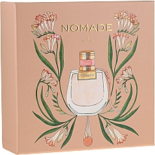 Fragrances, Perfumes, Cosmetics Chloe Nomade - Set (edp/75ml + b/lot/100ml + edp/mini/5ml)