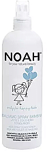 Fragrances, Perfumes, Cosmetics Kids Conditioner Spray - Noah Kids Spray conditioner milk & sugar detangling