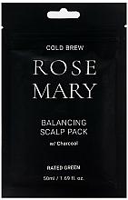 Fragrances, Perfumes, Cosmetics Rosemary Balancing Scalp Mask - Rated Green Cold Brew Rosemary Balancing Scalp Pack