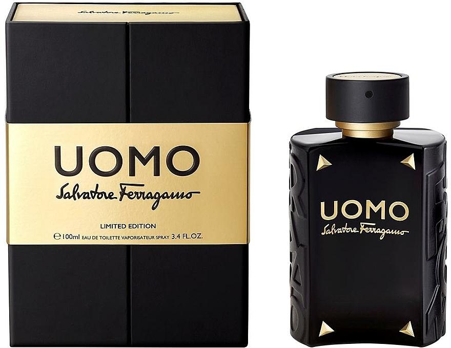 Salvatore Ferragamo Uomo Limited Edition - Eau de Toilette — photo N1