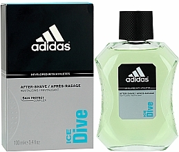 Fragrances, Perfumes, Cosmetics Adidas Ice Dive - After Shave Lotion