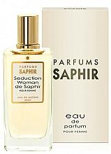 Fragrances, Perfumes, Cosmetics Saphir Parfums Seduction Woman De Saphir - Eau de Parfum