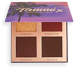 Fragrances, Perfumes, Cosmetics Contour Palette - Makeup Revolution X Tammi Face Palette