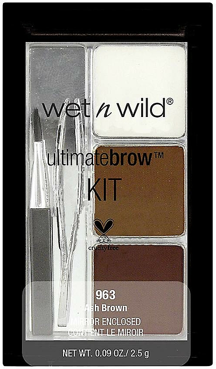 Brow Kit - Wet N Wild Ultimate Brow Kit