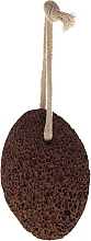 Fragrances, Perfumes, Cosmetics Natural Pedicure Pumice Stone, brown - Donegal Bimsstein