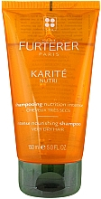 Fragrances, Perfumes, Cosmetics Intensive Nourishing Shampoo - Rene Furterer Karite Nutri Nourishing Ritual Intense Nourishing Shampoo