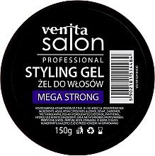 Fragrances, Perfumes, Cosmetics Hair Gel - Venita Salon Professional Styling Mega Strong