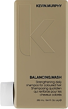 Fragrances, Perfumes, Cosmetics Daily Strengthening Shampoo for Colored Hair - Kevin.Murphy Balancing.Wash