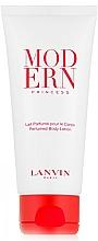 Fragrances, Perfumes, Cosmetics Lanvin Modern Princess - Body Lotion