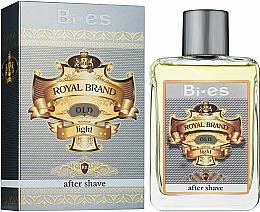Fragrances, Perfumes, Cosmetics Bi-Es Royal Brand Light - After Shave Lotion