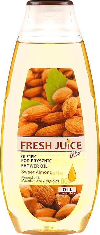 """Shower Oil """"Sweet Almond"""" - Fresh Juice Shower Oil Sweet Almond"""