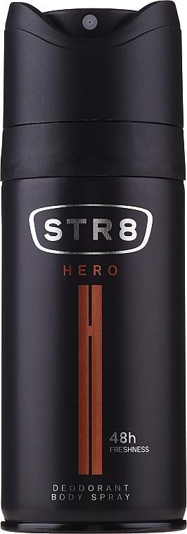 STR8 Hero - Deodorant-Spray