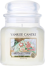 Fragrances, Perfumes, Cosmetics Scented Candle in Jar - Yankee Candle Christmas Cookie