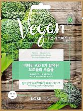 Fragrances, Perfumes, Cosmetics Broccoli Face Mask - Lomi Lomi Vegan Mask
