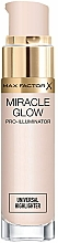Fragrances, Perfumes, Cosmetics Universal Highlighter - Max Factor Miracle Glow Pro Illuminator Highlighter