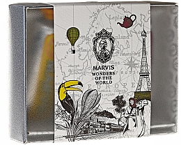 Fragrances, Perfumes, Cosmetics Toothpaste Set - Marvis Wonders of the World (toothpaste/3x25ml)