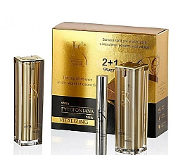 Fragrances, Perfumes, Cosmetics Set - Fytofontana Stem Cells (serum/30ml + emulsion/30ml + serum/4.5m)