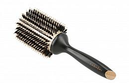 Fragrances, Perfumes, Cosmetics Round Hair Brush, 50 mm - Kashoki Hair Brush Natural Beauty