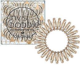 Fragrances, Perfumes, Cosmetics Hair Ring - Invisibobble Original Bronze Me Pretty