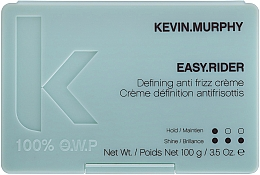 Fragrances, Perfumes, Cosmetics Anti-Frizz Hair Cream - Kevin.Murphy Easy.Rider Cream