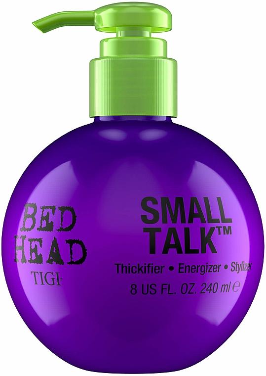 Volume & Thickening Hair Cream - Tigi Bed Head Small Talk 3-in-1 Thickifier