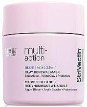 Fragrances, Perfumes, Cosmetics Rebewal Facial Clay Mask - StriVectin Multi-Action Blue Rescue Clay Renewal Mask