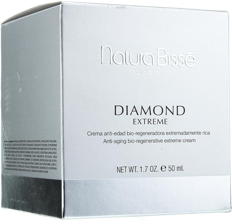 Anti-Aging Bio-Regenerative Cream - Natura Bisse Diamond Extreme — photo N1