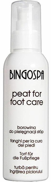 Foot Balm - BingoSpa Peat