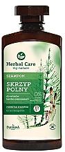 "Fragrances, Perfumes, Cosmetics Hair Shampoo ""Field Horsetail"" - Farmona Herbal Care Horsetail Shampoo"